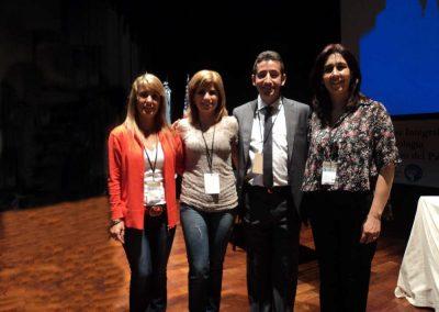 Veronica Bellocco, Marisa Biga y Mª Jose Verde